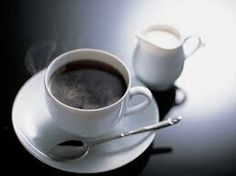 """Nothing like a steaming cup of TEA with cream, (don't care what the Brits say, ya just canna substitute """"with a little milk"""") to start your day:) Coffee Milk, I Love Coffee, Coffee Cafe, Black Coffee, Coffee Break, My Coffee, Coffee Drinks, Coffee Shop, Love Cafe"""