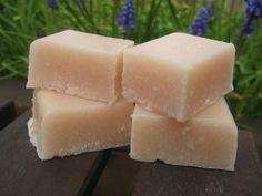 Rose Sugar Scrub Cubes by OakStreetSoap on Etsy, $3.25