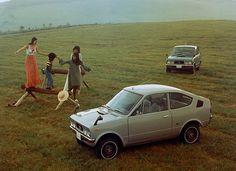 三菱 ミニカ スキッパーIV L/L 1971-74 (出典:favcars.com)