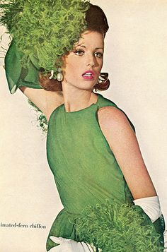by Penn, Vogue US, March 1963
