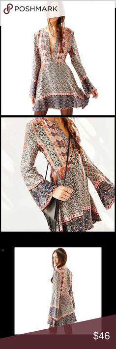 Boho Print Dress Boho Print Dress Boutique Dresses