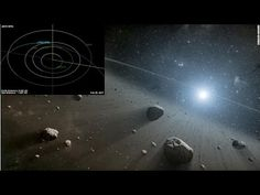 Nasa spots comet and mysterious celestial object flying towards Earth