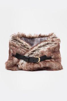 Shoptiques Product: Maine Coon Scarf - main