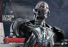 Hot Toys Ultron Prime Sixth Scale Figure