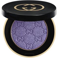 Gucci Ultra Violet, Magnetic Color Shadow Mono ($36) ❤ liked on Polyvore featuring beauty products, makeup, eye makeup, eyeshadow, beauty, eyes, eyeshadows, violet, liquid eye liner and liquid eyeliner