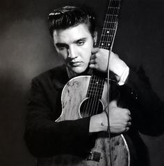 Elvis Presley♥ (My Grandpa's favorite person other than my grandma and his family)