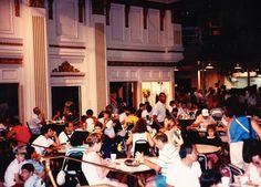 Inside the Soundstage Resturant