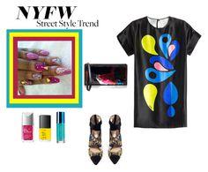 """Polishing Off The Week! NYFW"" by quintan ❤ liked on Polyvore featuring beauty, Nicholas Kirkwood, Marni, Peter Pilotto, Christian Dior and Oscar de la Renta"