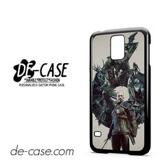 Witcher 3 Wild Hunt Geralt DEAL-11964 Samsung Phonecase Cover For Samsung Galaxy S5 / S5 Mini