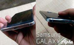 Samsung Galaxy Alpha en imágenes, impresionante rendimiento http://www.xatakandroid.com/p/112198