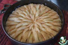 Корнуэльский яблочный пирог - кулинарный рецепт