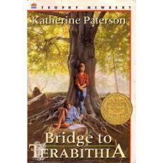 Katherine Paterson- The Bridge to Terebithia