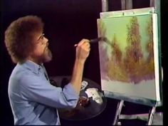 Bob Ross The joy of painting FULL EPISODE. Se 1 Ep 1. A walk in the woods.