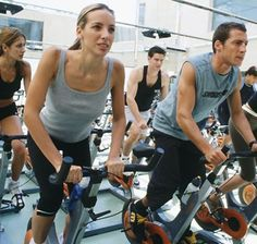 Expert tips to check your form, burn more fat, and stay injury-free during spin class.