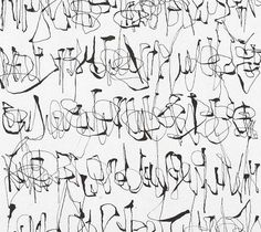 typetoken® | Showcasing & discussing the world of typography, icons and visual language Mira Schendel