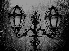 Lanterns in hail?