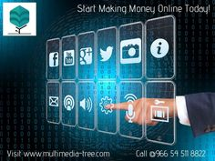 Are you looking to hire a digital marketing agency in Jeddah? Visit Multimedia Tree, we will help you to develop effective online marketing strategies from website content to social media, search engine optimization, graphic designs, e-commerce solutions and more. Call at 966 54 511 8822 and start making money online today. Online Marketing Strategies, Digital Marketing Services, Social Media Services, Social Media Marketing, La Formation, Web Development Company, Search Engine Optimization, Internet Marketing, Online Business
