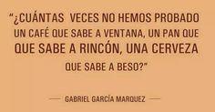 ¿Cuántas veces? - Gabriel García Marquez
