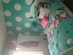 My sister - in - law designed this room and I love it. I want one just like it for Aaliyah.