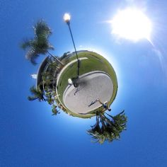 Today I bought you into my life in 360 degrees using Periscope Live Streaming and Insta360 Nano camera. Here's a tiny Planet photo of my memory. 🌎🌎🌎Create your own and use promo code SADIE360 as a discount. 🔃🔃🔃🔃🔃🔃🔃🔃🔃🔃🔃The Insta360 brand loves what I do using Periscope so they offered me a way to share life. This is the first step towards Virtual Reality. @insta360 #insta360 #mzsadie #vr #virtualreality #streamingqueen #360 #live #periscope
