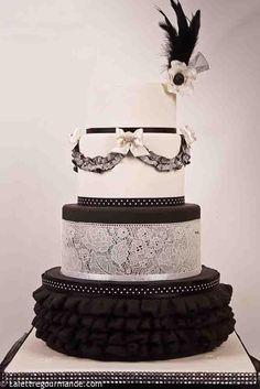 Le gâteau bUrLeSqUe