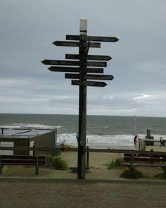 Texel / Beach De Koog / sept '16