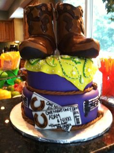 Country Music Cake Tickets Included