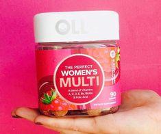 Women Multivitamins Gummy Supplements - Women Healthcare