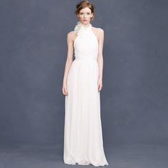 Adelaide gown - J Crew