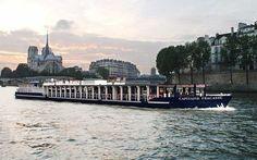 Homard & Champagne sur la Seine