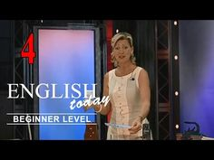 Learn English Conversation - English Today Beginner Level 4 - DVD 4 - YouTube