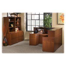 Lorell LLR87822 88000 Series File Pedestal, Box/Box/File, Mahogany by Lorell. $290.54. 87822 Features: -Security Lock.-Ball-bearing Suspension.-Grommet.