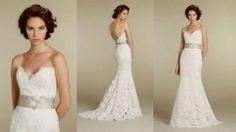 Jim Hjelm Wedding Dress JIM HJELM 8210 FROM 2012 SPRING COLLECTION