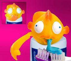 Spread Heads Toothpaste Cap Dispenser Bubbles Fish Spread... https://www.amazon.com/dp/B003M60DHO/ref=cm_sw_r_pi_dp_x_mmYPybCBGC4A4