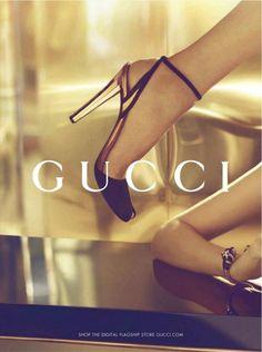 Gucci 2012 Spring Ad