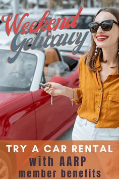 Unlock car rental AARP deals and discounts with member benefits ~ DownshiftingPRO Travel Flights, Best Flights, Best Hiking Shoes, Best Airlines, Best Luggage, Travel Items, Car Rental, Budget Travel, Travel Guides