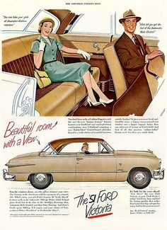 vintage second car ad - Bing Images