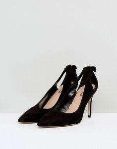 e95236376911 Miss KG Heeled Mini Bow Point High Heels