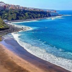 Playa del Arenal, Tenerife, Islas Canarias,  Spain.