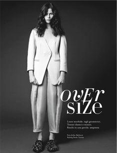 .OVER.SIZED. | Nuri Loves - http://fashionfornuri.blogspot.com/2013/12/oversized.html