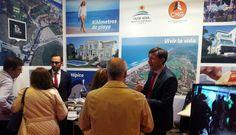 El equipo comercial de CHG (Construcciones Hispano Germanas S.A.) dio a conocer, en este pasado XVIII edición del Salón Inmobiliario Internacional de Madrid (5 y el 8 de mayo en IFEMA), la oferta de Oliva Nova Beach & Golf Resort.