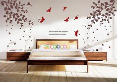 Wall Decals Vinyl Wall Decal Tree Wall stickers by coocoodecal, $35.95