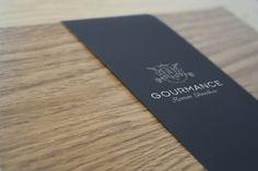 Gourmance / identity on Behance