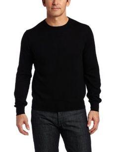Perry Ellis Men`s Crew Neck Sweater $41.04