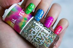 Models Own Festival Colour Explosion  | Beauty Aesthetic: UK/Scottish Makeup and Beauty Blog #bbloggers #makeup #cosmetics #beauty #scottishbloggers #nails #modelsown