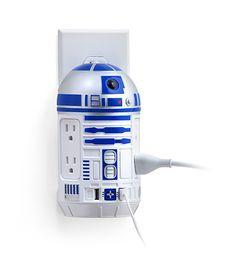 Star Wars R2-D2 AC / USB Power Station