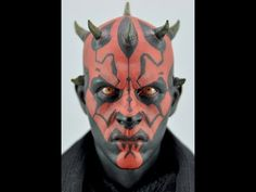 Darth Maul - Battle On Naboo Sixth Scale Figure by Sideshow Collectibles. Darth Maul, Sideshow Collectibles, Picture Video, Wwe, Action Figures, Battle, Scale, Superhero, Toys