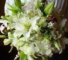Composizioni floreali per il matrimonio - Creazione con varie tipologie di fiori