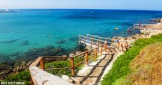 Fig Tree bay Cyprus