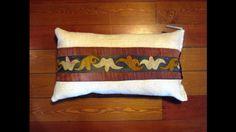We make cushion.